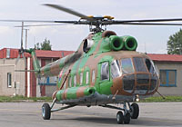 Helicopter-DataBase Photo ID:3043 Mi-8PS Independent Transport Squadron 0837 cn:10837