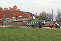 Helicopter-DataBase Photo ID:5081 Mi-8PS Independent Transport Squadron 0837 cn:10837