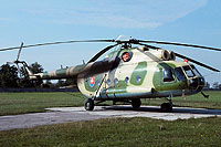 Helicopter-DataBase Photo ID:10630 Mi-8T 2nd Mixed Transport Regiment 3932 cn:030932
