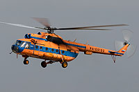 Helicopter-DataBase Photo ID:9652 Mi-8T Flight Research Institute M. M. Gromov RA-06100 cn:98628939