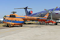 Helicopter-DataBase Photo ID:11703 Mi-8T Flight Research Institute M. M. Gromov RA-06100 cn:98628939