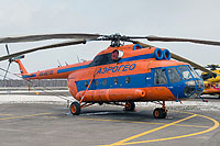 Helicopter-DataBase Photo ID:15600 Mi-8T AeroGEO RA-06108 cn:9765551