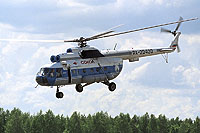 Helicopter-DataBase Photo ID:8499 Mi-8T Sokol RA-20430 cn:7909