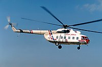 Helicopter-DataBase Photo ID:365 Mi-8PS Gozo Wings RA-22174 cn:1844
