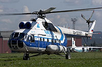 Helicopter-DataBase Photo ID:16338 Mi-8T Angara RA-22267 cn:6916