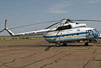 Helicopter-DataBase Photo ID:1063 Mi-8T Buryat Avia RA-22326 cn:7148