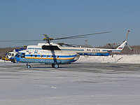 Helicopter-DataBase Photo ID:1509 Mi-8T Buryat Avia RA-22326 cn:7148
