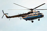 Helicopter-DataBase Photo ID:10496 Mi-8T Buryat Avia RA-22326 cn:7148