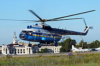 Helicopter-DataBase Photo ID:10498 Mi-8T Buryat Avia RA-22326 cn:7148