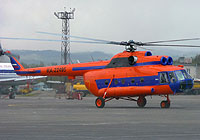 Helicopter-DataBase Photo ID:5442 Mi-8T Vityaz-Aero RA-22495 cn:98730637