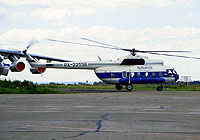 Helicopter-DataBase Photo ID:4416 Mi-8PS Taturos RA-22556 cn:7795
