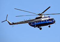 Helicopter-DataBase Photo ID:5583 Mi-8PS Barkol RA-22556 cn:7795