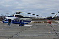 Helicopter-DataBase Photo ID:7621 Mi-8PS Barkol RA-22556 cn:7795