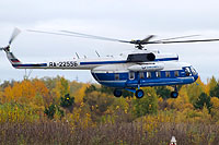 Helicopter-DataBase Photo ID:8657 Mi-8PS Transneft RA-22556 cn:7795