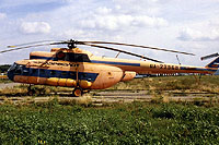 Helicopter-DataBase Photo ID:6591 Mi-8T Myachkovo Aviation Services RA-22568 cn:7813
