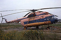 Helicopter-DataBase Photo ID:10410 Mi-8T Myachkovo Air Service RA-22568 cn:7813