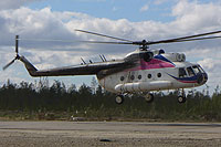 Helicopter-DataBase Photo ID:7616 Mi-8T NARZ RA-22586 cn:7877