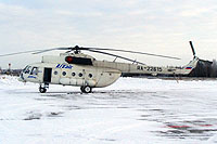 Helicopter-DataBase Photo ID:11427 Mi-8T UTair Aviation RA-22615 cn:7962