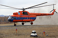 Helicopter-DataBase Photo ID:17023 Mi-8T Polar Airlines RA-22657 cn:8107