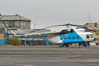 Helicopter-DataBase Photo ID:17437 Mi-8T KAZAN 2nd Aviation Enterprise RA-22674 cn:8127