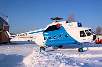 Helicopter-DataBase Photo ID:6339 Mi-8T Kazan Aviation Enterprise RA-22679 cn:8133
