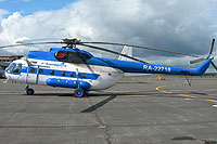 Helicopter-DataBase Photo ID:15309 Mi-8T AeroBratsk RA-22718 cn:98308475
