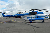 Helicopter-DataBase Photo ID:15310 Mi-8T AeroBratsk RA-22718 cn:98308475
