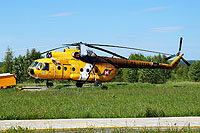 Helicopter-DataBase Photo ID:16284 Mi-8T Helix RA-22748 cn:98311211