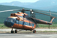 Helicopter-DataBase Photo ID:17207 Mi-8T Aeroflot RA-22761 cn:98311473