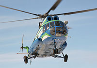 Helicopter-DataBase Photo ID:5281 Mi-8T SPARC - St. Petersburg Aircraft Repair Company RA-22772 cn:98311643