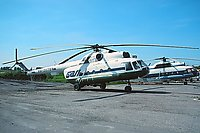 Helicopter-DataBase Photo ID:160 Mi-8T Bashkirian Airlines RA-22794 cn:98315111