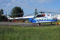 Helicopter-DataBase Photo ID:7711 Mi-8T Irkutsk Avia RA-22875 cn:98415757