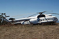 Helicopter-DataBase Photo ID:8764 Mi-8T United Nations RA-22891 cn:98417043