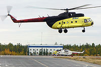 Helicopter-DataBase Photo ID:7615 Mi-8T UTair - Helicopter Services RA-22892 cn:98417056