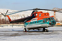 Helicopter-DataBase Photo ID:18222 Mi-8T ALROSA Airlines RA-22899 cn:98417179