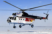 Helicopter-DataBase Photo ID:8959 Mi-8T Naryan-Mar Air Enterprise RA-22914 cn:98520231