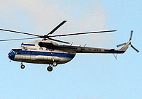 Helicopter-DataBase Photo ID:5863 Mi-8T VOSTOK Aviakompania RA-22915 cn:98520247
