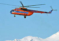 Helicopter-DataBase Photo ID:1062 Mi-8T Kamchatka Airlines RA-22919 cn:98520315