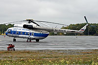 Helicopter-DataBase Photo ID:17852 Mi-8PS Kamchatka Airlines RA-22976 cn:8712