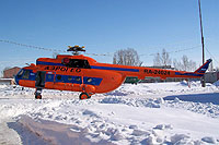 Helicopter-DataBase Photo ID:6403 Mi-8T AeroGEO RA-24024 cn:99150935