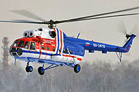 Helicopter-DataBase Photo ID:16760 Mi-8T Murmansk Aviation Company RA-24115 cn:98839750