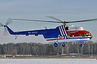 Helicopter-DataBase Photo ID:16761 Mi-8T Murmansk Aviation Company RA-24115 cn:98839750