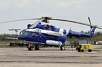 Helicopter-DataBase Photo ID:10315 Mi-8T Gazpromavia RA-24128 cn:98841110