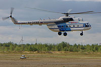 Helicopter-DataBase Photo ID:15547 Mi-8T Yamal RA-24169 cn:98943015