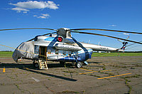 Helicopter-DataBase Photo ID:871 Mi-8PS Spetsneftegaz RA-24181 cn:98943287