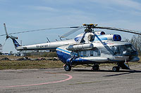 Helicopter-DataBase Photo ID:10664 Mi-8PS Spark Avia RA-24181 cn:98943287