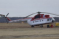 Helicopter-DataBase Photo ID:17354 Mi-8T Polar Airlines RA-24207 cn:98730167