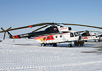 Helicopter-DataBase Photo ID:4860 Mi-8T Naryan-Mar Air Enterprise RA-24224 cn:98730518