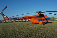Helicopter-DataBase Photo ID:8338 Mi-8T AeroGEO RA-24234 cn:98730691