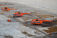 "Helicopter-DataBase Photo ID:10072 Mi-8T AeroGEO RA-24234 cn:98730691 Expedition ""Barneo 2014"""